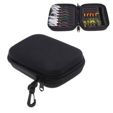 Fishing Lures Bag Large Capacity Fly Box Case for Spoons, Flies, Jig Head