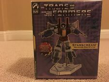 "Palisades Transformers 6"" Skywarp Mini Statue Brand New"