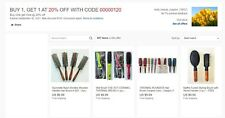 PROMO BUY 1, GET 1 AT 20% OFF on BEAUTY PRODUCTS!  --  FREE SHIPPING