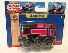 ASHIMA Thomas Tank Engine Wooden Railway NEW IN BOX