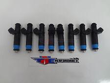 Siemens 80lb/hr Fuel Injectors Fit EV1 Bosch Mototron V8 LS1 LT1 5.0L 850cc 8
