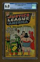 Justice League of America (1st Series) #7 1961 CGC 6.0 1497490004