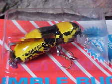 "Rebel 1 1/2"" BUMBLE BUG 7/64oz Ultralight Crankbait for Perch/Trout/Crappie"