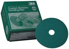 """3M 1922 Green Corps Grinding Disc 01922 7"""" x 7/8"""" 36 20/Bx"""