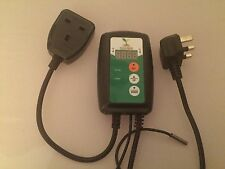 Digital Thermostat For All Soil Warming Cables Upto 1000 watts