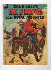 King of the Royal Mounted #10 (Dec 1952-Feb 1953, Dell) - Good-