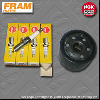 SERVICE KIT for FORD FOCUS MK2 1.6 16V PETROL FRAM OIL FILTER PLUGS (2004-2010)