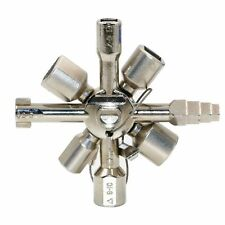 10 in1 Multifunction Cross Switch Key Wrench Universal Square Tool GYTH