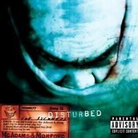 """DISTURBED """"THE SICKNESS"""" CD NEUWARE"""