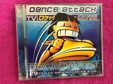DANCE ATTACK 2 x CD CLUB TOOLS DJ DOUBLE M FROM BROOKLYN BOUNCE ELECTRONIC