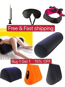 Inflatable Sex Aid Pillow Love Position Cushion Couple  soft cushion Furniture