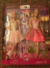 Barbie RARE FIND Princess Clara And Princess Genevieve Ballerina From Nutcracker