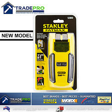 Stanley Stud Detector Sensor Finder S300 NEW MODEL AC Detection Metal &Wood Scan