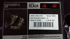 boot superduty4 black gr.13US