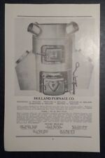 1948 Holland Furnace Co. Advertisement NJ Locations