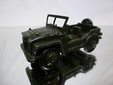 DINKY TOYS 674 AUSTIN CHAMP- ARMY GREEN - GOOD CONDITION