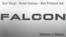 FALCON BA GT BONNET PROTECTOR Decal ute Car Stickers 500mm