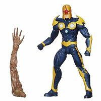 GUARDIANS OF THE GALAXY MARVEL LEGENDS INFINITE SERIES 6-INCH NOVA ACTION FIGURE