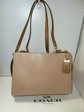 NWT Coach 27054 Rogue Shoulder Bag Colorblock - Beechwood
