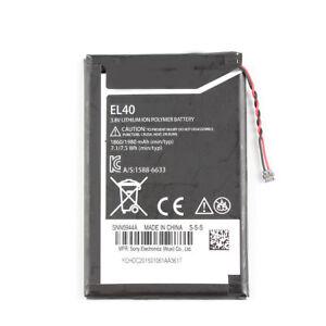 NEW OEM Motorola  EL40 battery for Moto E XT830C XT1021 XT1022 XT1025 1980mAh