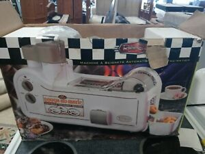 Nostalgia Electronics Automatic Donut Maker ( missing plug in cord )