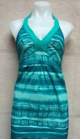 North Face Women's Halter Dress, Size SMALL, Green
