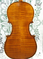 Stunning Old Andreas Amati Violin w/ Bow! Ready to Play! Gorgeous Wood 4/4 NR!