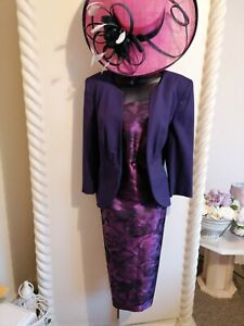 KALIKO STUNNING MOTHER OF THE BRIDE OUTFIT SIZE 14