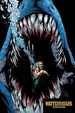 Aquaman #48 Dc Comics 1st Print Excelsior Bin