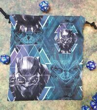 Marvel Black Panther dice bag, card bag, makeup bag