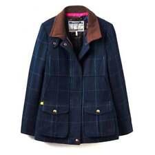 Cappotti e giacche da donna formali blu cerniera