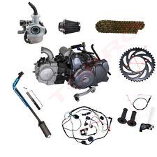 Lifan 125cc Engine Motor Kit Semi Auto for Honda ATC 70 CRF50 Apollo RFZ125 CT