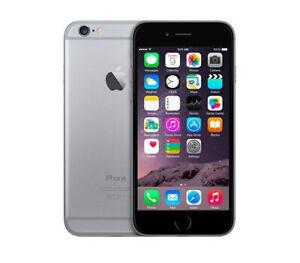 Apple iPhone 6 16GB 32GB 64GB 128GB Space Gray Unlocked GSM/CDMA/LTE Grades A+