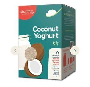 Mad Millie Coconut Yoghurt Kit New