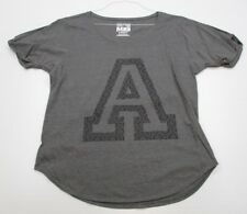 Adidas Men Size M Athletic Arizona Short Sleeve Gray Shirt