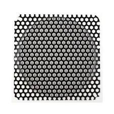 140mm Steel Honeycomb Style Mesh Fan Filter (Black)
