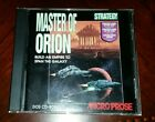 Master Of Orion Strategy Pc Computer Game 1995 Microprose Software