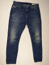 DIESEL Boyfriend Jeans 'EAZEE 0828H RELAXED-BOYFRIEND' W28 L32 RRP $389 Womens