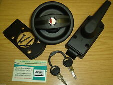 CARAVAN / MOTORHOME - Vecam Door Lock Complete + 2 Keys – Right Hand- PO390