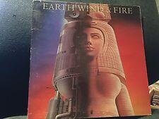 EARTH, WIND, AND FIRE RAISE! LP 1981 COLUMBIA TC 37548 GATEFOLD