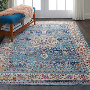Rugs Direct Rug, Blue, 5'3''X7'10'''