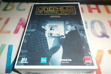 CINEPHILES DE NOTRE TEMPS RACONTEE PAR EDDY MITCHELL COFFRET 5 DVD + LIVRET NEUF