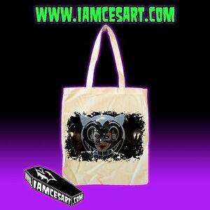 Catwoman Tote Bag Bags Batman Returns Goth movie Comics tim burton iamcesart