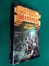 Terry BROOKS - LA REGINA DEGLI ELFI DI SHANNARA , 1° Ed Mondadori (1992)