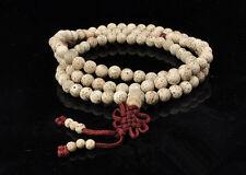 108 Beads 5mm Tibet Mala Buddha Linden Bodhi Seeds Buddhist Prayer Bracelet