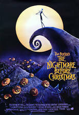 Nightmare before Christmas - A3 Film Poster-FREE UK P&P