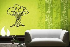 Wall Stickers Vinyl Decal Tree Nature Home Decor ig1377
