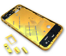 GOLD ATT GSM Midplate Midframe Mid Frame Bezel Chassis For iPhone 4/4G + Buttons
