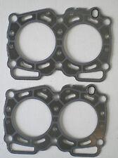 2 X HEAD GASKETS FITS GRAPHITE IMPREZA LEGACY TURBO EJ20GN EJ20G WRX 2.0 GT 4WD