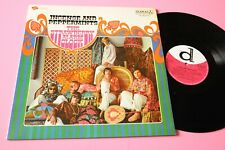 STRAWBERRY ALARM CLOCK LP INCENSE AND PEPPERMINTS ORIG ITALY 1968 MINT TOP PSYCH